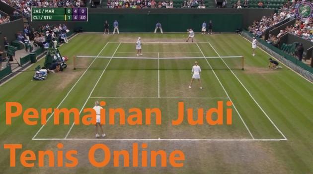 Permainan Judi Tenis Online